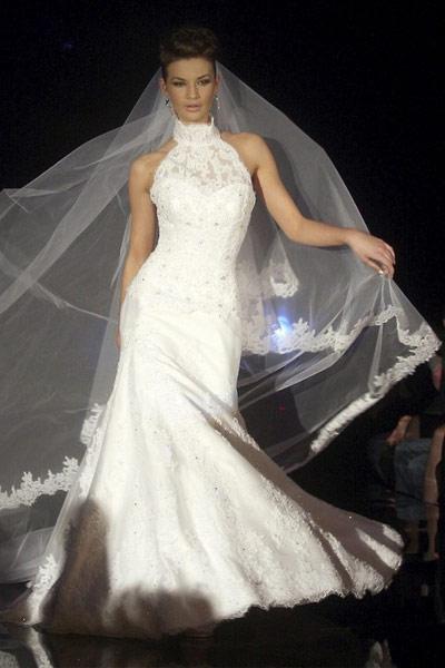 Свадебные платья 2012: главные